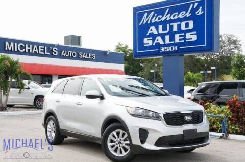 2020 Kia Sorento for sale at Michael's Auto Sales Corp in Hollywood FL