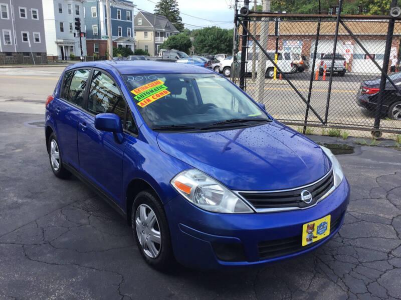 2010 Nissan Versa for sale at Adams Street Motor Company LLC in Boston MA