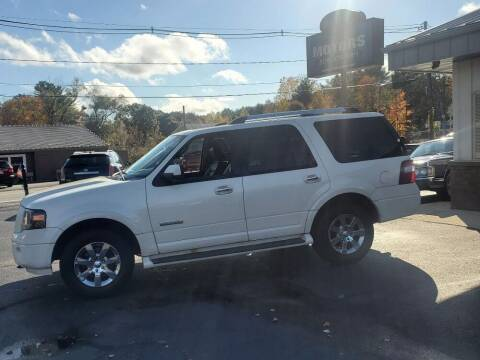 2011 Ford Expedition for sale at Route 106 Motors in East Bridgewater MA