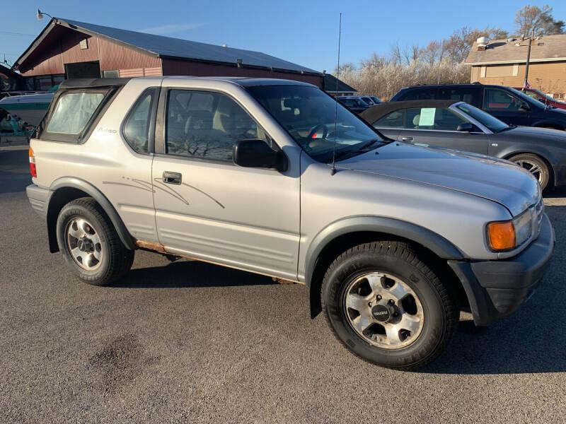 1999 Isuzu Amigo for sale at NJ Quality Auto Sales LLC in Richmond IL