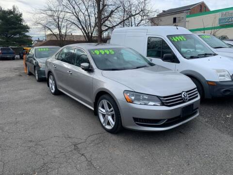 2014 Volkswagen Passat for sale at Car VIP Auto Sales in Danbury CT