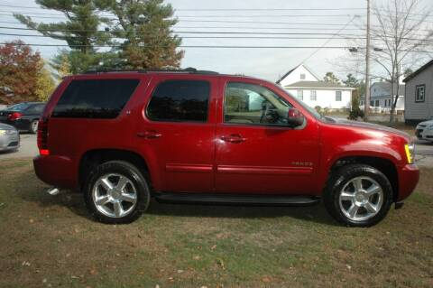 2010 Chevrolet Tahoe for sale at Bruce H Richardson Auto Sales in Windham NH