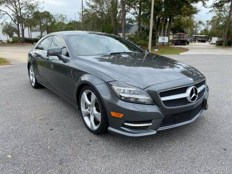 2012 Mercedes-Benz CLS for sale at Global Auto Exchange in Longwood FL
