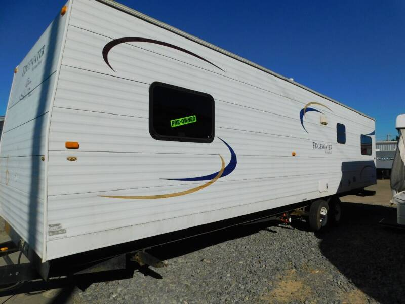 2011 Sunny Brook Edgewater for sale at Motorsports Unlimited in McAlester OK