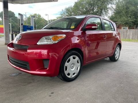 2010 Scion xD for sale at JE Auto Sales LLC in Indianapolis IN