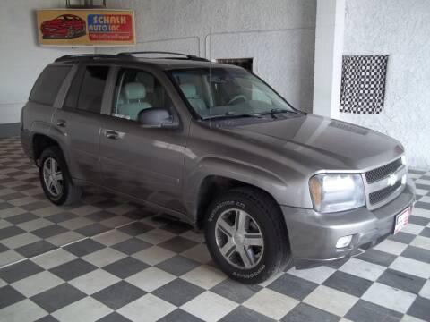 2007 Chevrolet TrailBlazer for sale at Schalk Auto Inc in Albion NE