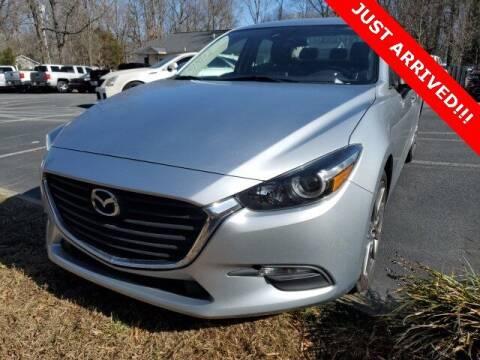 2018 Mazda MAZDA3 for sale at Impex Auto Sales in Greensboro NC