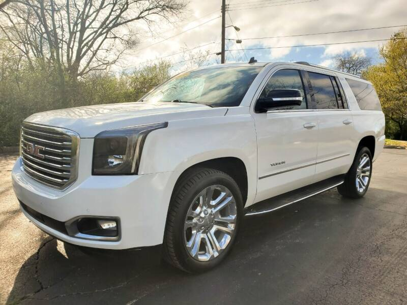 2017 GMC Yukon XL for sale at Tennessee Imports Inc in Nashville TN