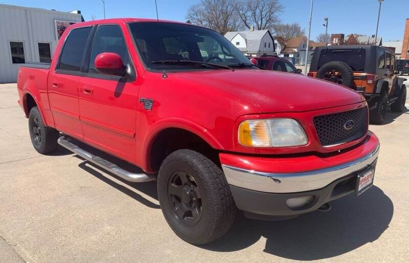 2001 Ford F-150 for sale at Spady Used Cars in Holdrege NE