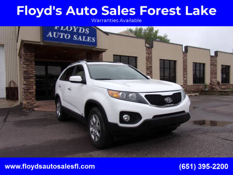 2013 Kia Sorento for sale at Floyd's Auto Sales Forest Lake in Forest Lake MN