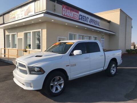 2013 RAM Ram Pickup 1500 for sale at Suarez Auto Sales in Port Huron MI