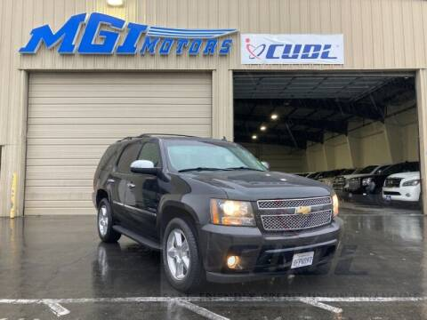 2013 Chevrolet Tahoe for sale at MGI Motors in Sacramento CA