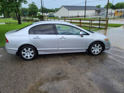 2007 Honda Civic for sale at MG Autohaus in New Caney TX
