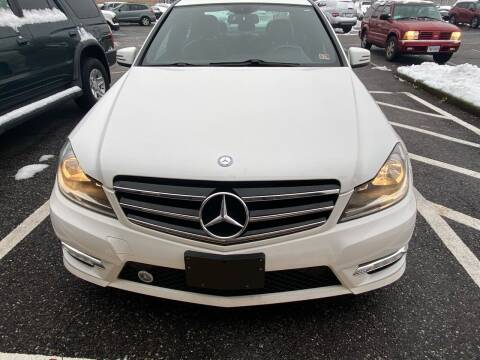 2014 Mercedes-Benz C-Class for sale at Carz Unlimited in Richmond VA