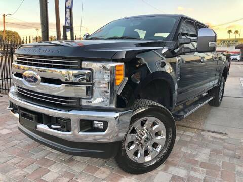 2017 Ford F-250 Super Duty for sale at Unique Motors of Tampa in Tampa FL