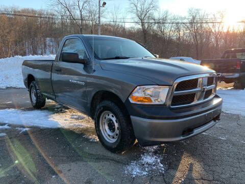 2011 RAM Ram Pickup 1500 for sale at George Strus Motors Inc. in Newfoundland NJ