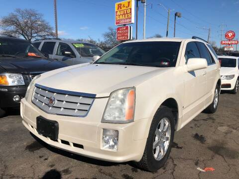 2007 Cadillac SRX for sale at RJ AUTO SALES in Detroit MI