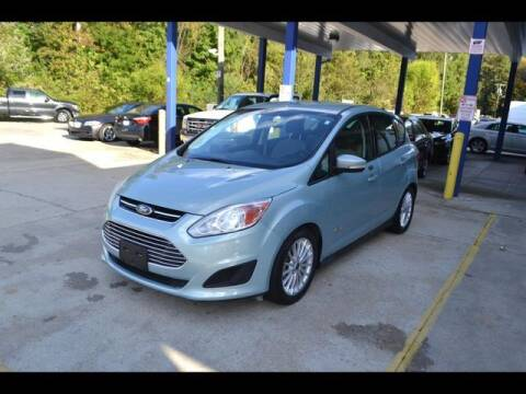 2013 Ford C-MAX Hybrid for sale at Inline Auto Sales in Fuquay Varina NC