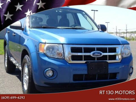 2009 Ford Escape for sale at RT 130 Motors in Burlington NJ
