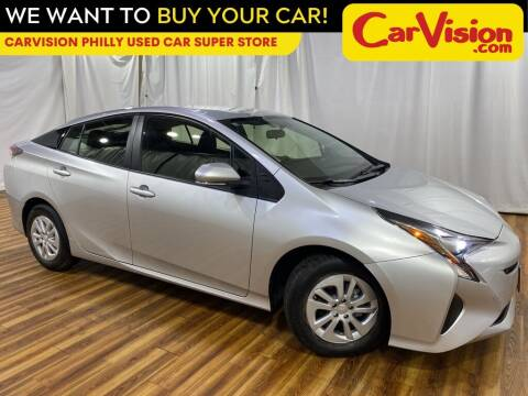 2016 Toyota Prius for sale at Car Vision Mitsubishi Norristown - Car Vision Philly Used Car SuperStore in Philadelphia PA