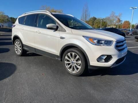 2018 Ford Escape for sale at Southern Auto Solutions - Georgia Car Finder - Southern Auto Solutions - Lou Sobh Honda in Marietta GA
