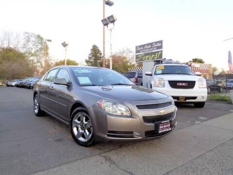 2010 Chevrolet Malibu for sale at Save Auto Sales in Sacramento CA