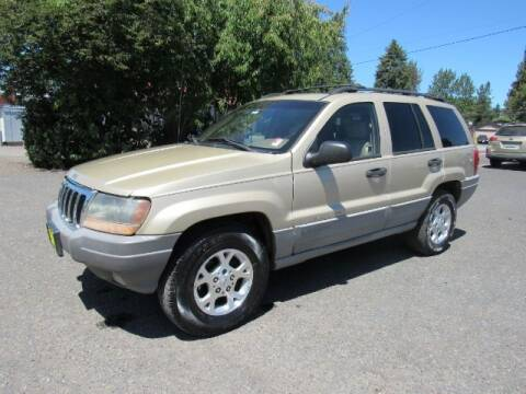 2000 Jeep Grand Cherokee for sale at Triple C Auto Brokers in Washougal WA