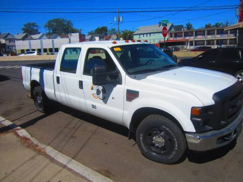 2008 Ford F-350 Super Duty for sale at Cali Auto Sales Inc. in Elizabeth NJ