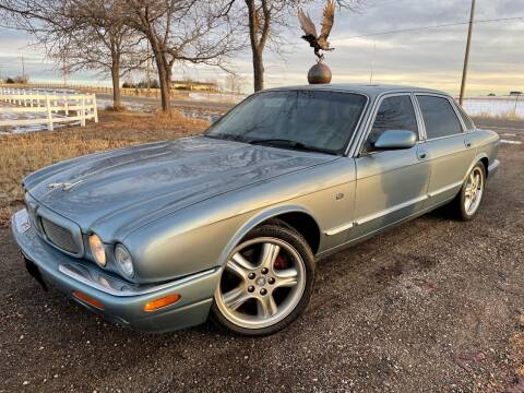 2002 Jaguar XJ-Series for sale at Zapp Motors in Englewood CO