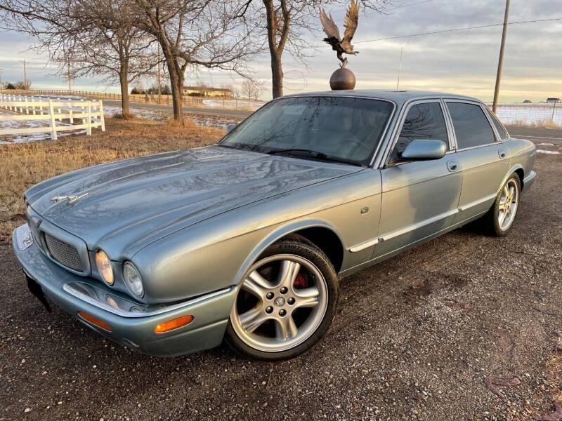 2002 Jaguar XJ-Series for sale at Zapp Motors in Englewood CO