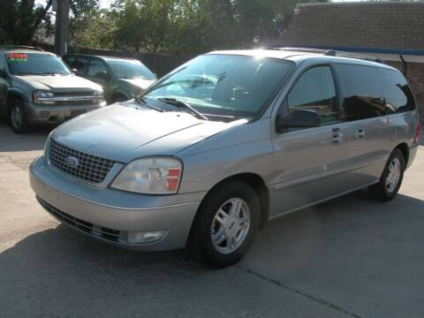 2007 Ford Freestar for sale at Springs Auto Sales in Colorado Springs CO