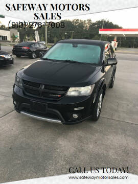 2018 Dodge Journey for sale at Safeway Motors Sales in Laurinburg NC