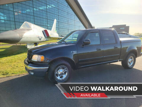 2003 Ford F-150 for sale at McMinnville Auto Sales LLC in Mcminnville OR