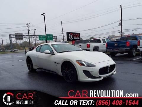 2017 Maserati GranTurismo for sale at Car Revolution in Maple Shade NJ