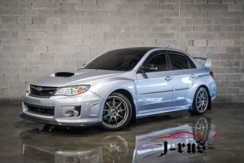 2014 Subaru Impreza for sale at J-Rus Inc. in Macomb MI
