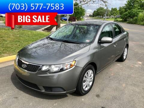 2012 Kia Forte for sale at Dreams Auto Group LLC in Sterling VA