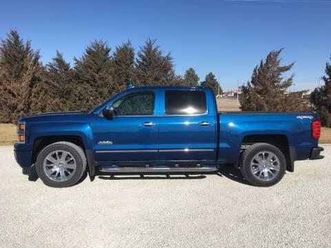 2015 Chevrolet Silverado 1500 for sale at B K Auto Inc. in Scott City KS