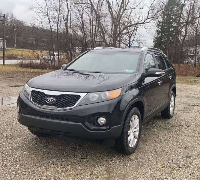 2011 Kia Sorento for sale at Best For Less Auto Sales & Service LLC in Dunbar PA