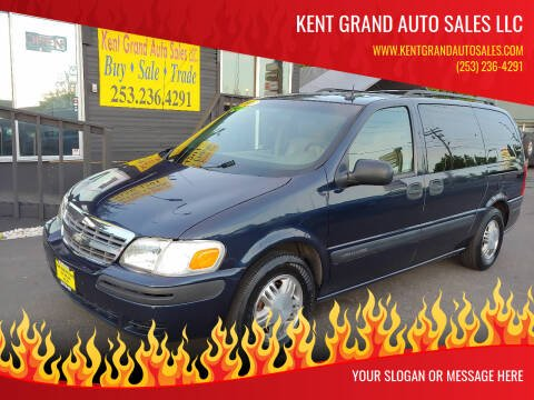 2003 Chevrolet Venture for sale at KENT GRAND AUTO SALES LLC in Kent WA