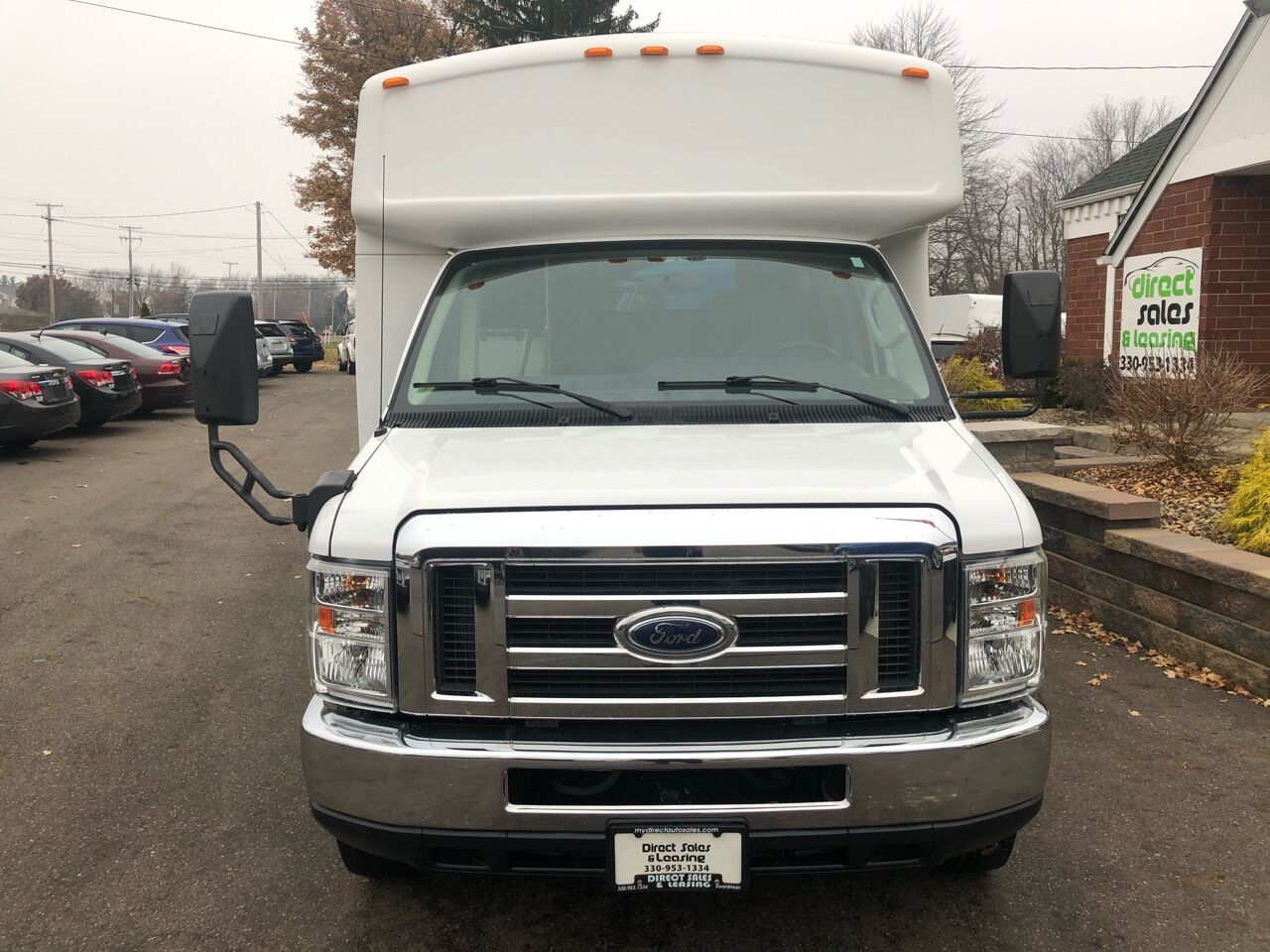 2012 Ford E-Series Chassis Specialty Vehicle