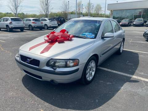 2004 Volvo S60 for sale at Charlotte Auto Group, Inc in Monroe NC