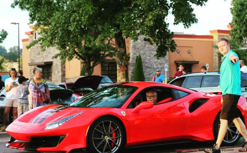 2019 Ferrari 488 Pista for sale at Suncoast Sports Cars and Exotics in West Palm Beach FL
