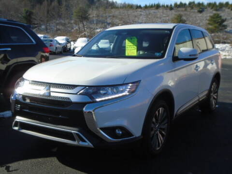 2020 Mitsubishi Outlander for sale at Rogos Auto Sales in Brockway PA
