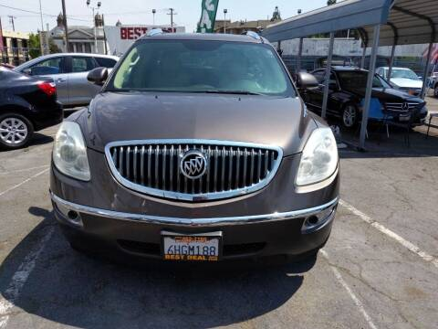 2009 Buick Enclave for sale at Best Deal Auto Sales in Stockton CA