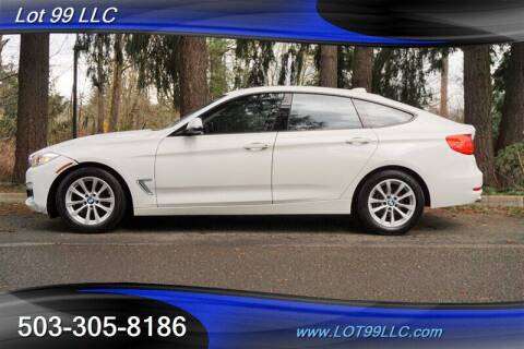2014 BMW 3 Series for sale at LOT 99 LLC in Milwaukie OR