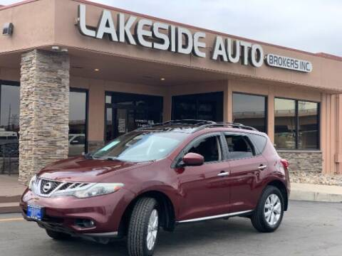2011 Nissan Murano for sale at Lakeside Auto Brokers Inc. in Colorado Springs CO