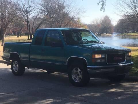 1996 GMC Sierra 1500 for sale at Texas Car Center in Dallas TX