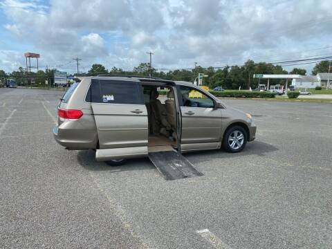 2009 Honda Odyssey for sale at BT Mobility LLC in Wrightstown NJ