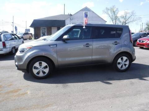 2016 Kia Soul for sale at Rob Co Automotive LLC in Springfield TN