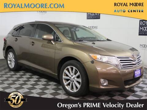 2010 Toyota Venza for sale at Royal Moore Custom Finance in Hillsboro OR